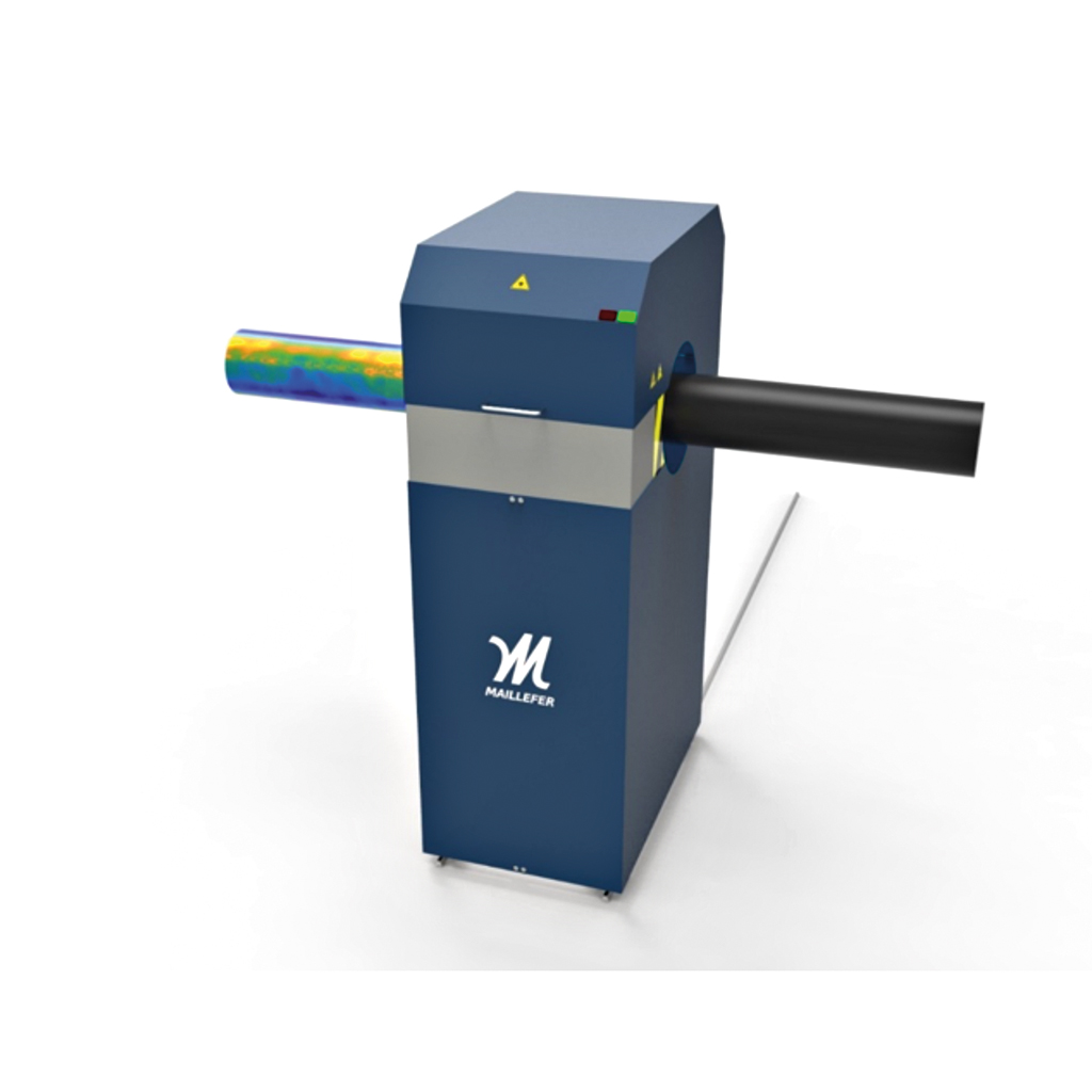 Maillefer-Topo scanner
